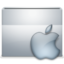 128x128px size png icon of 1 Folder Apple