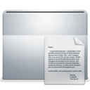 128x128px size png icon of 1 Folder Documents