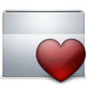 128x128px size png icon of 1 Folder Favorites