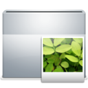 1 Folder Images Icon