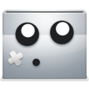 128x128px size png icon of 1 Folder Isaac
