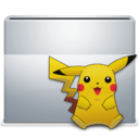 128x128px size png icon of 1 Folder Pika!
