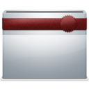 1 Folder Ribbon Icon
