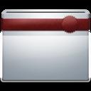 128x128px size png icon of 1 Folder Ribbon