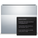 128x128px size png icon of 1 Folder Terminal