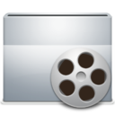 128x128px size png icon of 1 Folder Video