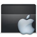 2 Folder Apple Icon