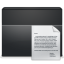 128x128px size png icon of 2 Folder Documents