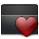 128x128px size png icon of 2 Folder Favorites