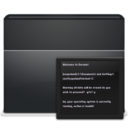 128x128px size png icon of 2 Folder Terminal