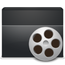 128x128px size png icon of 2 Folder Video