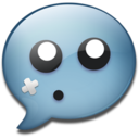 128x128px size png icon of Chat Isaac