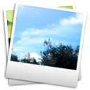 128x128px size png icon of Photographs