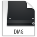 128x128px size png icon of z File DMG
