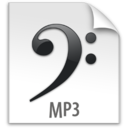 z File MP3 Icon