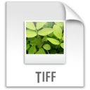 128x128px size png icon of z File TIFF