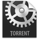 128x128px size png icon of z File TORRENT