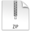 z File ZIP Icon
