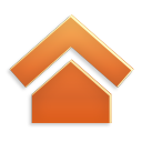 128x128px size png icon of Actions home