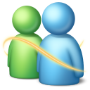 128x128px size png icon of Actions im msn