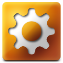 128x128px size png icon of Apps aptana