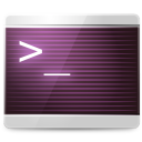128x128px size png icon of Apps konsole