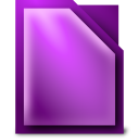 128x128px size png icon of Apps libreoffice base