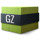 Mimetypes application x gzip Icon