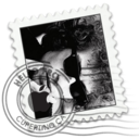 128x128px size png icon of Bob Dylan Mail