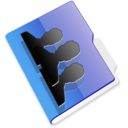 128x128px size png icon of Group