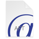 128x128px size png icon of Internet Location AFT