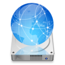 128x128px size png icon of iDisk light