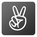 128x128px size png icon of Angellist