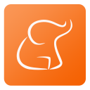 128x128px size png icon of Meneame