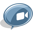 128x128px size png icon of iChat Bubble