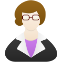 Teacher female Icon