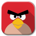 128x128px size png icon of Apps angry birds