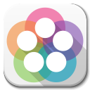 128x128px size png icon of Apps atooma B