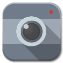 128x128px size png icon of Apps camera