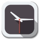 128x128px size png icon of Apps clock B