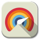 128x128px size png icon of Apps color C