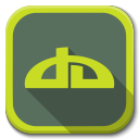 128x128px size png icon of Apps deviantart B