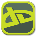 128x128px size png icon of Apps deviantart