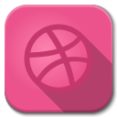 Apps dribble A Icon