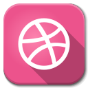 Apps dribble B Icon