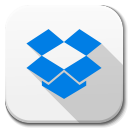Apps dropbox Icon