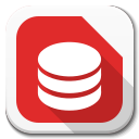 128x128px size png icon of Apps libreoffice base B