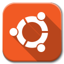 128x128px size png icon of Apps start here ubuntu