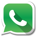 128x128px size png icon of Apps whatsapp C