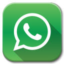 128x128px size png icon of Apps whatsapp